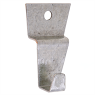 James Hardie HardiePlank Galvanised Stud Clip - 100 Pack