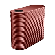 Kingspan 2000L Steel Slim Water Tank  - 850mm x 1560mm x 1900mm Manor Red