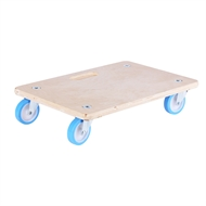 Move It 450 x 300mm Rectangular Soft Wheel Dolly