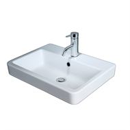 Caroma Basa Inset Basin 1TH