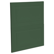 Kaboodle 600mm Vivid Basil Heritage 2 Drawer Panels