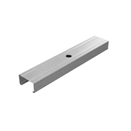 Knauf 64 x 2400mm Steel Stud Lipped Wall