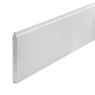 Woodhouse EdgeLine 140 x 12mm 5.4m Cover 133mm Primed Finger Jointed Lining Board
