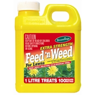 Brunnings 1L Feed 'n' Weed Lawn Fertiliser Concentrate