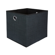 Clever Cube 330 x 330 x 370mm Ember Black Insert
