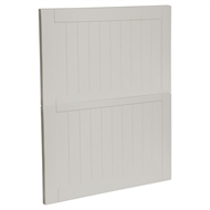 Kaboodle 600mm Cremasala Country 2 Drawer Panels