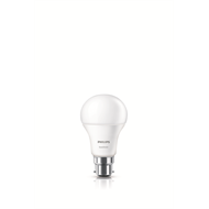 Philips 8W 3 Step BC Warm White Dimmable LED Globe
