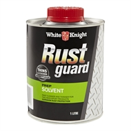White Knight Rust Guard 1L Solvent