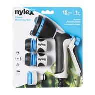 Nylex Spray Gun And Connector Set