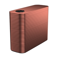 Kingspan 2000L Modline Steel Water Tank - 800mm x 2020mm x 1400mm Manor Red