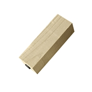 Good Times 300 x 90 x 90mm Treated Pine Modular Decking Feature Post
