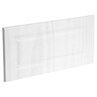 Kaboodle 600mm Heritage 1 Drawer Panel - Provincial White