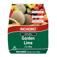 Richgro 10kg Natural Garden Lime