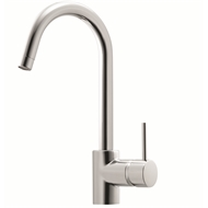 Methven WELS 4 Star Minimalist Goose Neck Sink Mixer