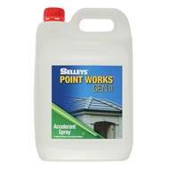 Selleys 5L Point Works Generation ll Accelerant