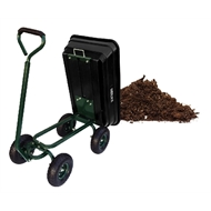 Sherlock 67L Poly Tray Cart