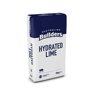 Australian Builders 20kg Hydrated Lime