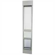 Hartman Pacific 385 x 270mm Large Pet Door For Patio And Sliding Doors