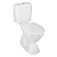 Stylus WELS 4 Star Prima S-Trap Toilet Suite
