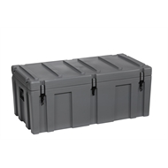 Pelican 1100 x 550 x 450mm Grey Cargo Case With Wheels