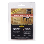 Timbermate Timber Touch Up Kit - Mixed Colours