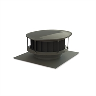 CSR Edmonds Odyssey H1800 Woodland Grey 400mm Hybrid Roof Mounted Home Ventilator