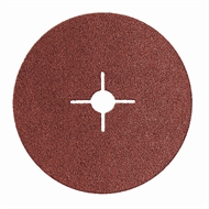 Flexovit 115 x 22mm 24 Grit Fibre Disc