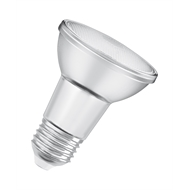 OSRAM 5W LED Dimmable ES Glass Globe - Warm White