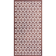 Northcote Pottery 1800 x 900mm Geometric Screen Panel