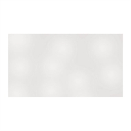 Johnson Tiles 20 x 30cm Ultra White Ripple Ceramic Wall Tile - 24 Pack