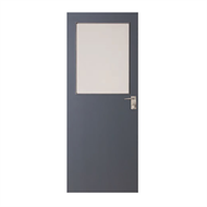 Hume 2040 x 820 x 35mm Glass Opening Entrance Door