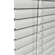 ClearVIEW 120cm x 150cm 25mm Slat Aluminium Venetian - White