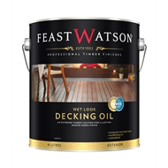 Feast Watson 4L Wet Look Decking Oil