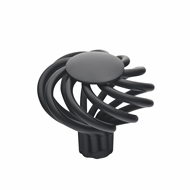 Prestige 38mm Black Twist Wire Knob