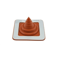 Dektite 0 - 35mm Red Silicone Premium Roof Flashing
