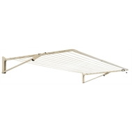 Austral 39m Classic Cream Single Compact Fold Down Clothesline