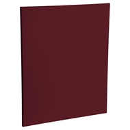 Kaboodle Seduction Red Blind Corner Base Panel