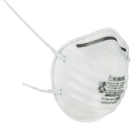 3M Safety Respirator Lawn and Garden - 2 Pack