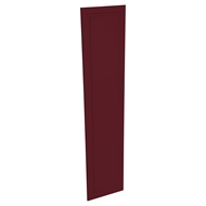 Kaboodle 450mm Seduction Red Heritage Pantry Door