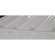 Suntuf 1.8m White Opal Trimdeck Polycarbonate Roofing