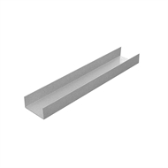 Knauf 64 x 3000mm 0.5bmt Steel Wall Track