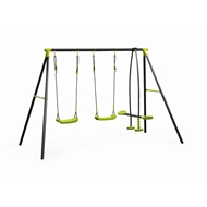 Swing Slide Climb 3 Function Swing Set
