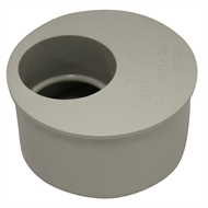 Holman 100 x 50mm PVC DWV Male And Female Pipe Reducer