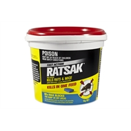 Ratsak Fast Action Wax Block - 66 Pack