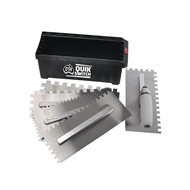 DTA Quick Switch Trowel Kit