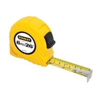 Stanley 8m Imperial Tape Measure