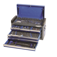 Kincrome Evolve Tool Chest 114 Piece 1/4, 3/8 & 1/2