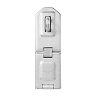 Pinnacle 161mm Galvanised Security Hasp And Staple