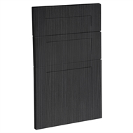 Kaboodle 450mm Black Forest Alpine 3 Drawer Panels