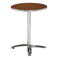Tusk Living 60cm Round Timber Ash Cafe Table